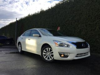 Used 2015 Nissan Altima 2.5 S 4dr Sedan + POWER DRIVER SEAT + BACK-UP CAMERA + NO EXTRA DEALER FEES for sale in Surrey, BC