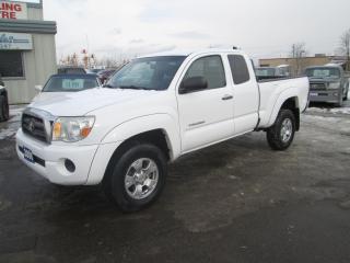 Used 2008 Toyota Tacoma Access Cab SR5 for sale in Hamilton, ON