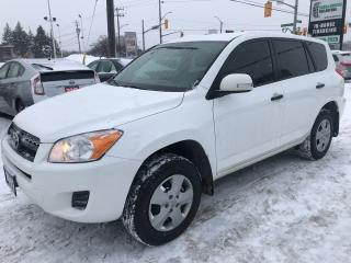 Used 2012 Toyota RAV4 FWD l No Accidents l Bluetooth for sale in Waterloo, ON