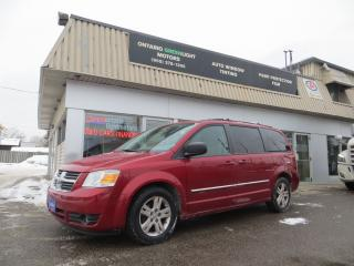 Used 2008 Dodge Grand Caravan SXT,ALLOYS,FOG LIGHTS,FULL STOW&GO for sale in Mississauga, ON