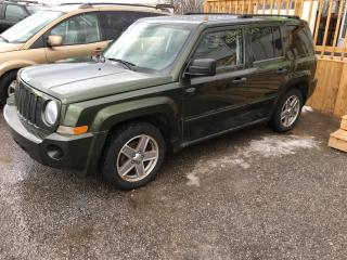Used 2008 Jeep Patriot SPORT for sale in Pickering, ON