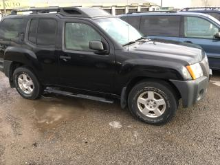 Used 2008 Nissan Xterra S for sale in Pickering, ON