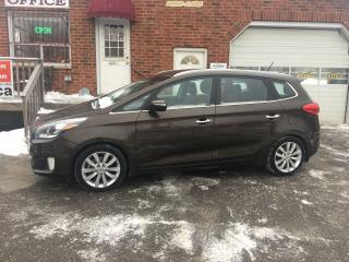 Used 2014 Kia Rondo EX LUXURY w/3rd Row for sale in Bowmanville, ON