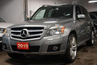 Used 2010 Mercedes-Benz GLK-Class GLK 350,Bluetooth,AWD for sale in North York, ON