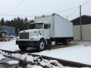 Used 2003 Peterbuilt 330 for sale in Parksville, BC