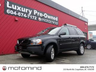 Used 2006 Volvo XC90 2.5L Turbo 7 seat for sale in Coquitlam, BC