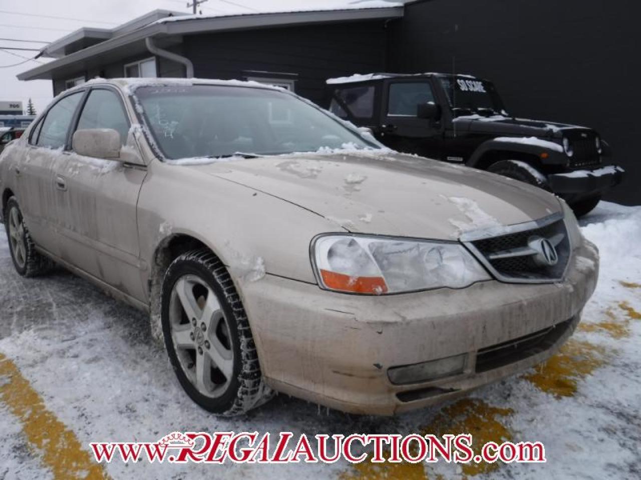 Photo of Silver 2002 Acura TL TYPE S 4D SEDAN