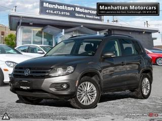 Used 2016 Volkswagen Tiguan SE 4MOTION |BLUETOOTH|CAMERA|ONLY 46000KM for sale in Scarborough, ON