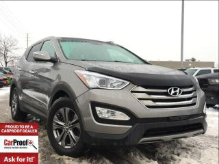 Used 2013 Hyundai Santa Fe Sport 2.4 LUXURY**AWD**PANORAMIC ROOF** for sale in Mississauga, ON