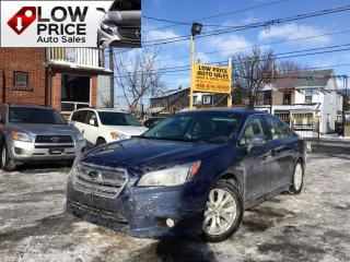 Used 2015 Subaru Legacy TouringPkg*Sunroof*Alloys*HtdSeats&More! for sale in York, ON