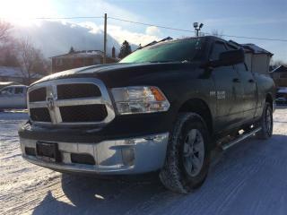 Used 2016 Dodge Ram 1500 **XM RADIO**KEYLESS**AUDIO INPUT** for sale in Mississauga, ON