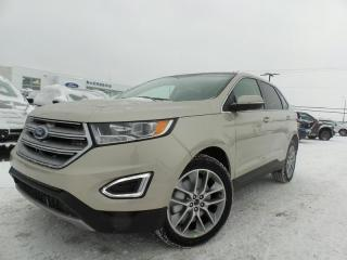 Used 2018 Ford Edge TITANIUM 3.5L V6 301A for sale in Midland, ON