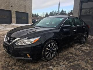 Used 2016 Nissan Altima 2.5 SV*BLUETOOTH**HTD SEATS**BACK-UP CAM** for sale in Mississauga, ON