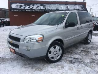Used 2007 Chevrolet Uplander LS for sale in St Catharines, ON