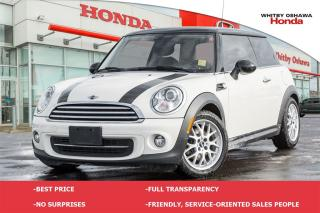 Used 2013 MINI Cooper Cooper | Manual for sale in Whitby, ON
