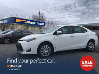 Used 2017 Toyota Corolla LE Edition, Bluetooth, Heated Seats, Low Kms for sale in Vancouver, BC
