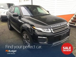 Used 2017 Land Rover Evoque HSE Si4, Premium SUV, Low Kms for sale in Vancouver, BC