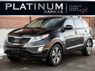 Used 2012 Kia Sportage EX AWD, NAVI, PANO, CAM, HEATED VENTED SEATS for sale in North York, ON