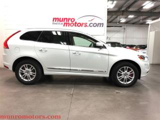 Used 2015 Volvo XC60 SOLD SOLD SOLD 3.2 AWD Premier Plus Panoramic for sale in St George Brant, ON