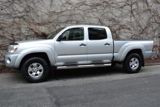 Used 2006 Toyota Tacoma V6 SR5 Double Cab 4x4 for sale in Vancouver, BC