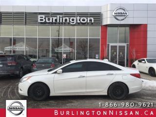Used 2011 Hyundai Sonata LIMITED for sale in Burlington, ON