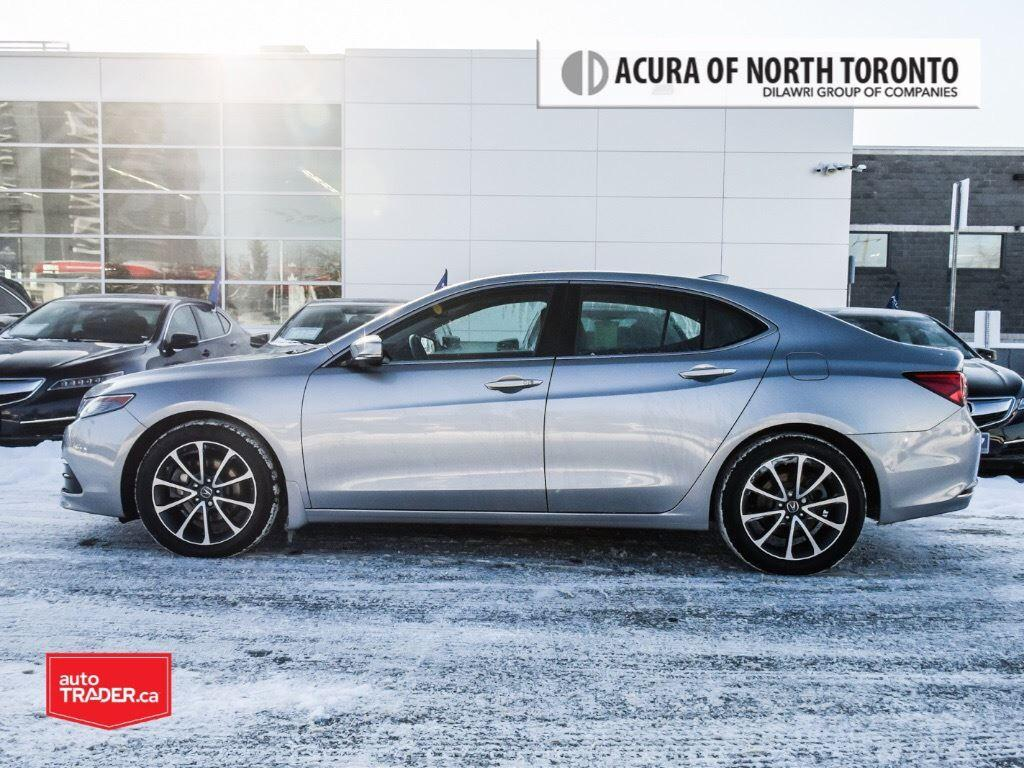 Used 2017 Acura TLX 3.5L SH-AWD Only 12000 KM|Accident Free ...