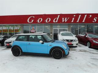 Used 2003 MINI Cooper S AS IS! for sale in Aylmer, ON