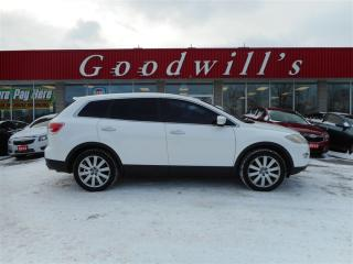 Used 2007 Mazda CX-9 HEATED LEATHER SEATS! SUNROOF! 7 PASSENGER! for sale in Aylmer, ON