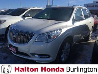 Used 2013 Buick Enclave PREMIUM|ACCIDENT FREE for sale in Burlington, ON