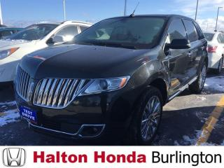 Used 2011 Lincoln MKX BASE|ALL WHEEL DRIVE for sale in Burlington, ON