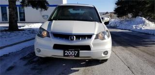 Used 2007 Acura RDX Technology Pkg for sale in Concord, ON