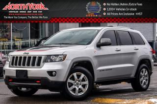Used 2013 Jeep Grand Cherokee Trailhawk 4x4|Trailer Tow,Skid Plate Pkgs|Keyless_Go|18