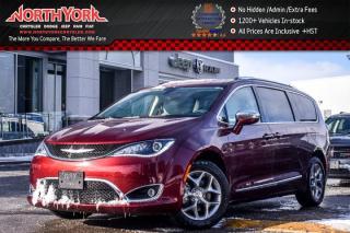 Used 2017 Chrysler Pacifica Limited|Nav|BlindSpot|Pano_Sunroof|R.Start|Leather|18
