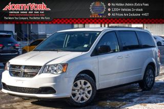 Used 2016 Dodge Grand Caravan SXT|Trac.Cntrl|Pwr.Options|Dual_Climate|Keyless_Entry for sale in Thornhill, ON