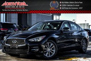 Used 2014 Infiniti Q50 Premium AWD|Sunroof|Nav|Heat Frnt.Seats|Backup Cam|17