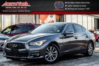 Used 2014 Infiniti Q50 Premium AWD|Nav Pkg|Sunroof|Heat Frnt.Seats|BOSE|17