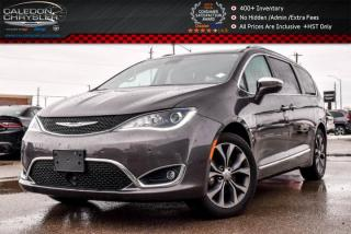 Used 2017 Chrysler Pacifica Limited Platinum|8 Seater|Navi|DVD|Backup Cam|Safetytec Group|20
