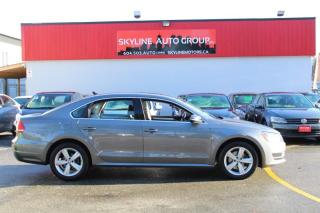 Used 2012 Volkswagen Passat 4dr Sdn 2.5L Auto HIGHLINE for sale in Surrey, BC