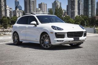 Used 2018 Porsche Cayenne GTS w/ Tip *Low km - LIKE NEW! for sale in Vancouver, BC