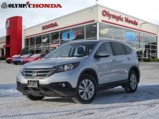 Used 2014 Honda CR-V EX-L for sale in Guelph, ON