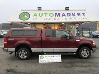 Used 2005 Ford F-150 FX4 SuperCab 4WD FINANCE IT! for sale in Langley, BC