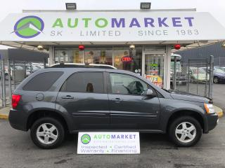 Used 2009 Pontiac Torrent FWD, 6 cyl. WE FINANCE ANYONE! for sale in Langley, BC