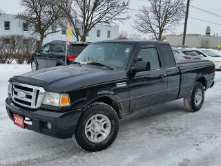 Used 2007 Ford Ranger XLT RWD for sale in Cambridge, ON