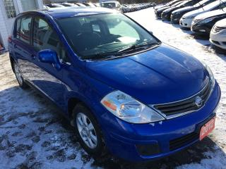 Used 2012 Nissan Versa 1.8 SL / Auto / Alloys / Cheap on Fuel!! for sale in Scarborough, ON