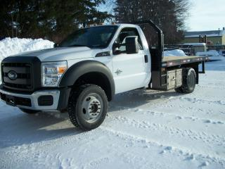 Used 2015 Ford F-550 XL | Regular Cab | 4x4 | DIESEL for sale in Stratford, ON
