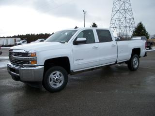 Used 2017 Chevrolet Silverado 2500 LT | Crew Cab | 4x4 for sale in Stratford, ON
