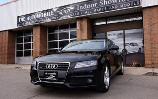 Used 2011 Audi A4 LOW KMS 2.0T Premium AWD Quattro NO ACCIDENT for sale in Mississauga, ON