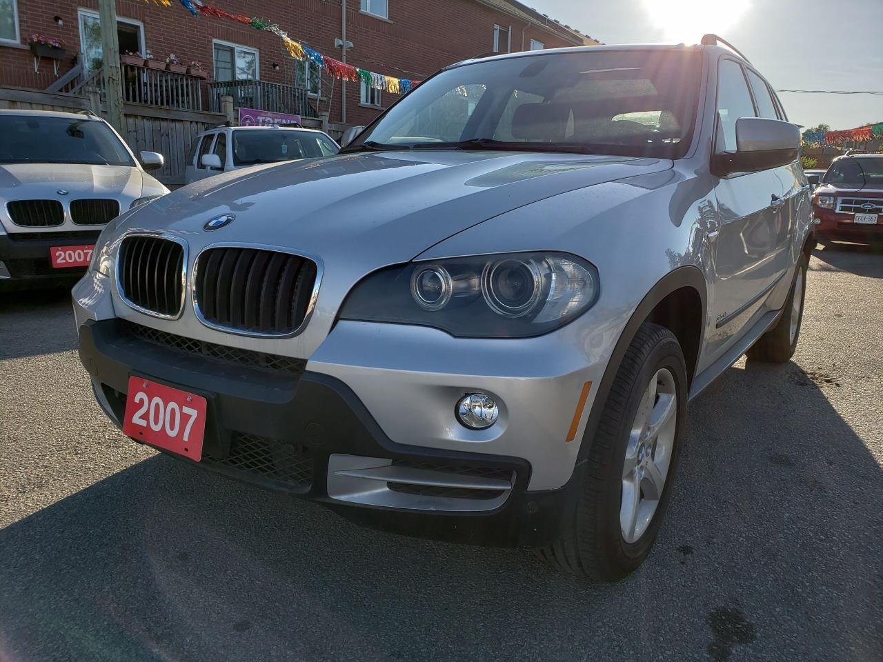 2007 BMW X5 3.0si 7 Pass/Nav/Bluetooth/MultiZoneClimate