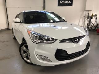 Used 2013 Hyundai Veloster |CLEAN CARPROOF|BACK-UP CAM|HEATED SEATS| for sale in North York, ON
