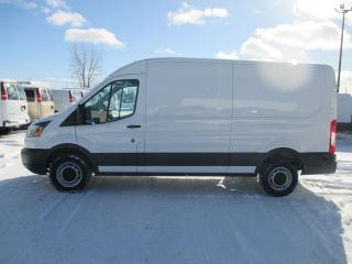 Used 2017 Ford TRANSIT-250 148 INCH W/BASE.MEDIUM ROOF. for sale in London, ON